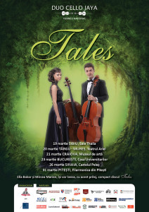 "Duo Cello Jaya în Turneul Național ""Tales"""